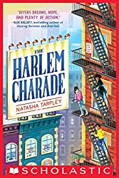 the harlem charade - black middle grade books by black authors about black kids