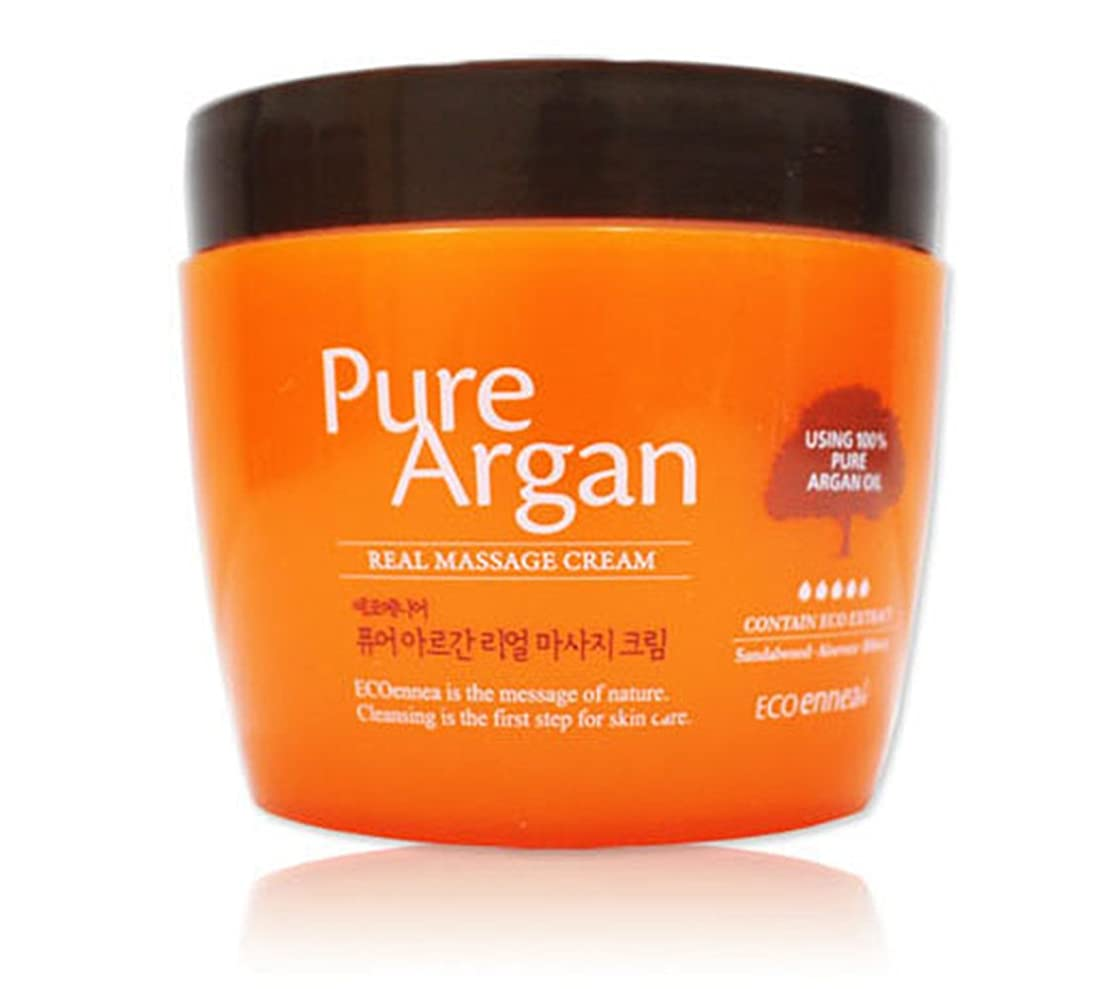 ストローク宇宙アレルギー(フルーツカントリー) Fruit Country Eco Pure Argan Real Massage Cream 300ml CH1250544 [並行輸入品]
