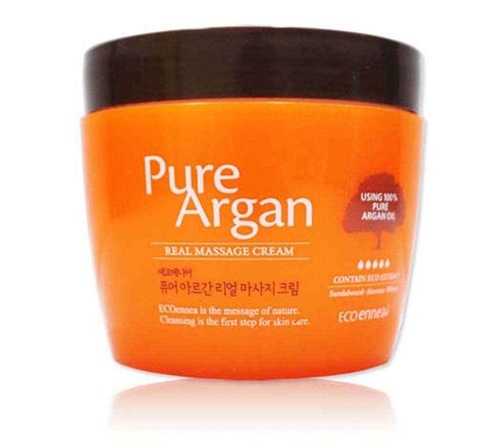 体現する絶滅させる感性(フルーツカントリー) Fruit Country Eco Pure Argan Real Massage Cream 300ml CH1250544 [並行輸入品]