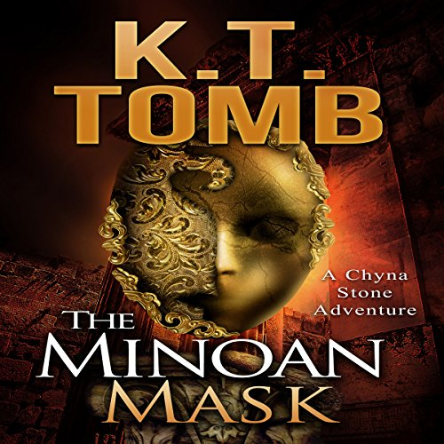 The Minoan Mask audiobook cover art