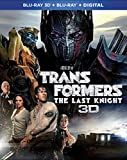 Transformers: The Last Knight [Blu-ray]...