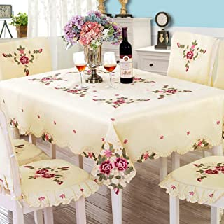 JFFFFWI Water of Coffee pad pad Style of European Style tablecloths - I Diameter of 175 cm (69 Customs)