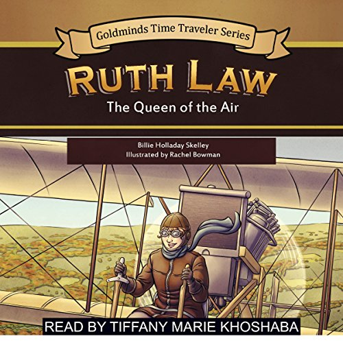 Ruth Law audiobook cover art