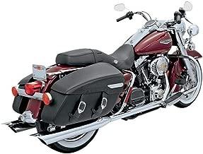 Bassani Xhaust 06-16 Harley FLHX2 True-Dual Crossover Headpipes (Chrome)