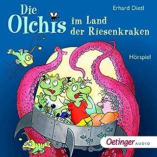 Die Olchis im Land der Riesenkraken                   Autor:                                                                                                                                 Erhard Dietl                               Sprecher:                                                                                                                                 Nadine Schreier,                                                                                        Wolf Frass,                                                                                        Dagmar Dreke,                   und andere                 Spieldauer: 1 Std. und 2 Min.     7 Bewertungen     Gesamt 4,3