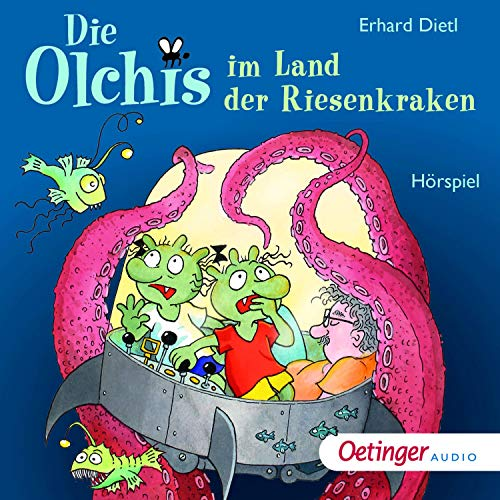 Die Olchis im Land der Riesenkraken                   By:                                                                                                                                 Erhard Dietl                               Narrated by:                                                                                                                                 Nadine Schreier,                                                                                        Wolf Frass,                                                                                        Dagmar Dreke,                   and others                 Length: 1 hr and 2 mins     Not rated yet     Overall 0.0