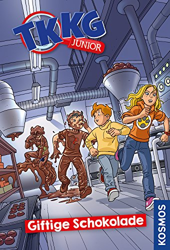 TKKG Junior, 3, Giftige Schokolade
