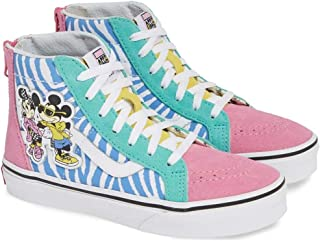 Vans x Disney 90th Anniversary Sk8-Hi Zip Kids Sneakers