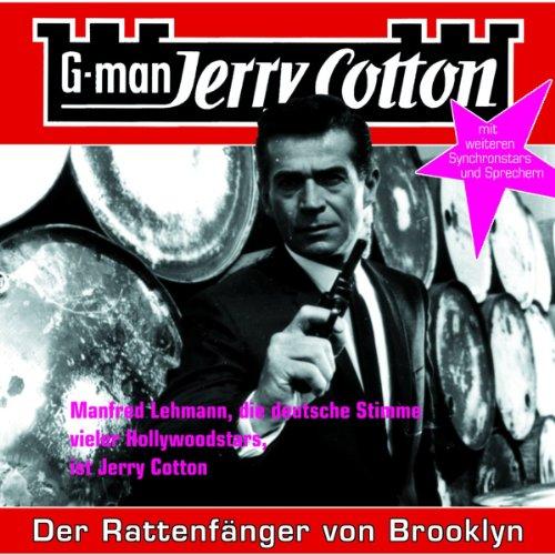 Der Rattenfänger von Brooklyn (Jerry Cotton 7) Titelbild