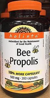 Holista Bee Propolis 500mg, 200 capsules