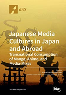 Japanese Media Cultures in Japan and Abroad