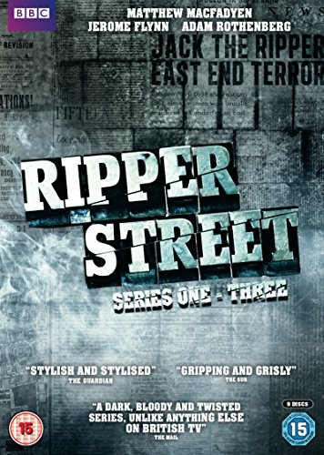 Ripper Street - Series 1-3 [9 DVDs] [UK Import]