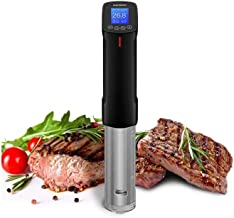 Inkbird WiFi Precision Cookers Sous Vide AU Plug ISV-100W 1000W Stainless Steel Thermal Immersion Circulator with Recipe D...