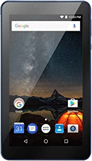"Tablet Multilaser M7S Plus Quad Core Câmera Wi-Fi 1 GB de RAM Tela 7"" Memória 8GB - NB274 - Azul"