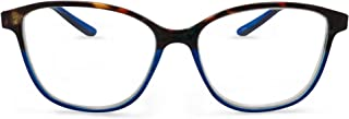 In Style Eyes Cateye Two Tone Reading Glasses
