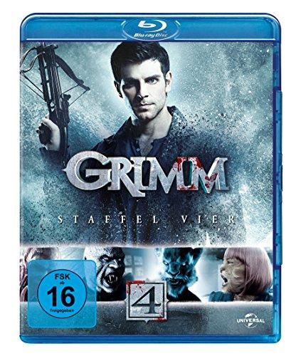 Grimm - Staffel 4 [Blu-ray]