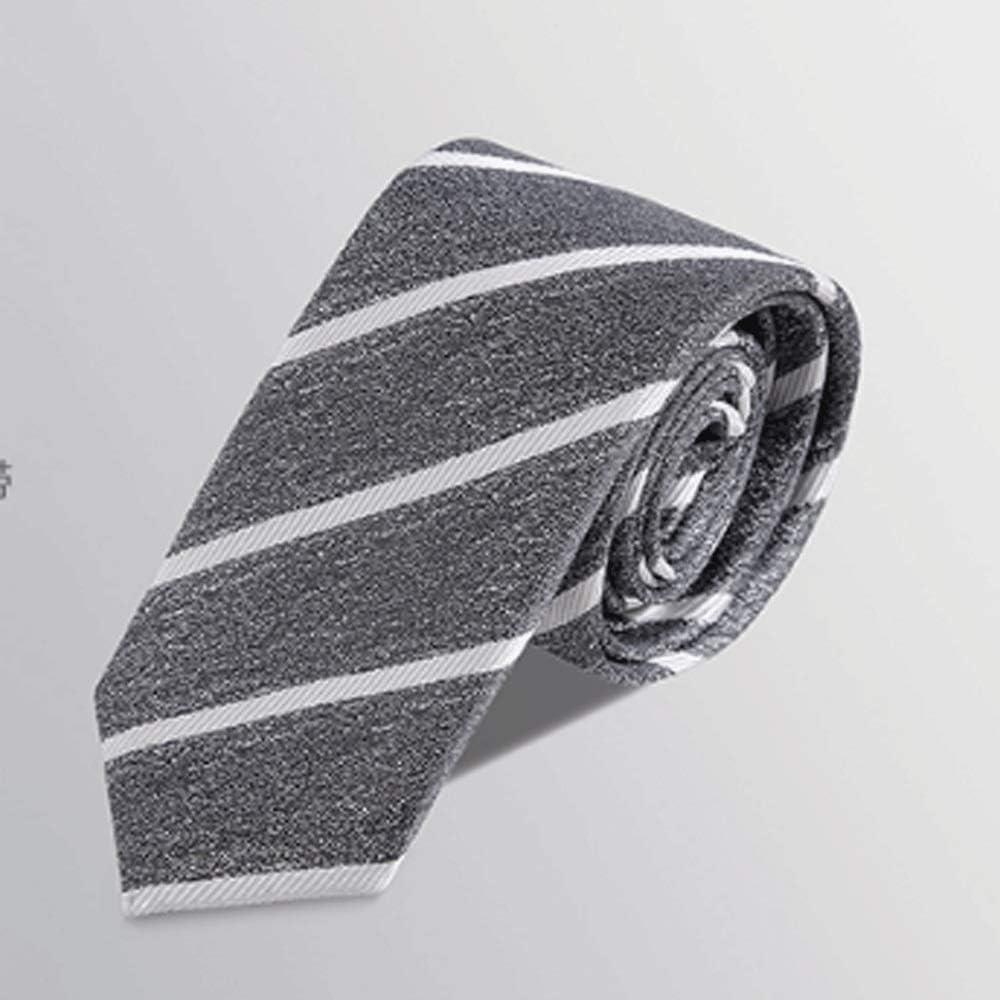 WSSBK Tie - Men's Necktie Collections, Classic Men's Silk Tie Set Necktie & Pocket Square with