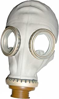 Never Issued Russian Gas Mask (Costume) [Mask & Bag]