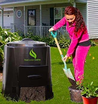 earth machine compost bin