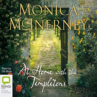At Home with the Templetons                   By:                                                                                                                                 Monica McInerney                               Narrated by:                                                                                                                                 Ulli Birve                      Length: 19 hrs and 22 mins     20 ratings     Overall 4.7