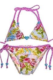 Macanoco and Co Babi-Kini Pool Party Bikini Swimsuit
