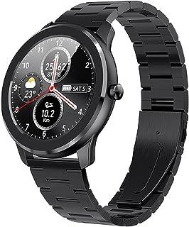 SmartWatch, Nowy T6, Zegarek męski, Sport na świeżym powietrzu Smart Watch, Okrągły wybieranie, 1,28 calowy Ekran pełnoekr...