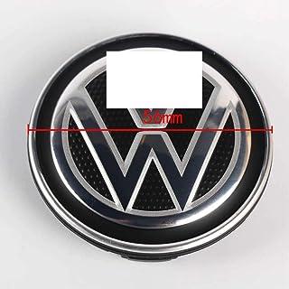 4/x 64/mm coprimozzi per cerchi neri per Volvo C30/C70/S40/V50/V60/V70/S80/XC9