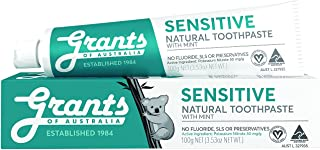 Grants Sensitive Toothpaste, 100 grams