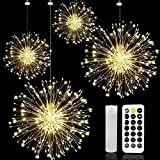 4 Stück Starburst Lights,...