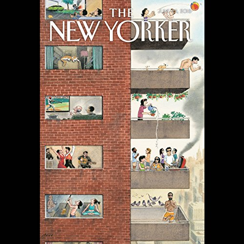 The New Yorker: June 20, 2018                   By:                                                                                                                                 Vinson Cunningham,                                                                                        Amanda Petrusich,                                                                                        Ed Caesar                               Narrated by:                                                                                                                                 Kristi Burns                      Length: 2 hrs     Not rated yet     Overall 0.0