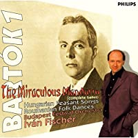Bartok: Works for Orchestra Vol. 1 by Ivan Fischer (2015-05-27)
