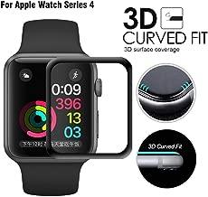 Película Apple Watch 44mm Vidro Temperado com Borda Nano