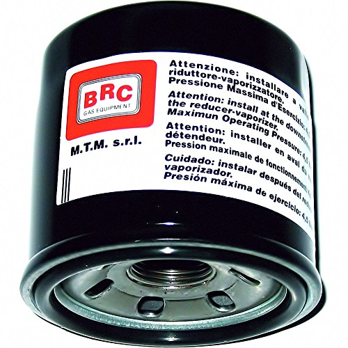 BRC Filter WECHSELKARTUSCHE Autogas