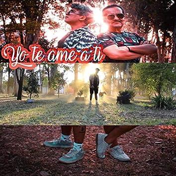 Yo te ame a ti (feat. Jayro Palacios)