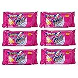 Vanish Super 75g Barra de jabón para lavandería, tela removedor de manchas de ropa acción enzimática (6)