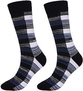 Topdo, 1 par de calcetines antihumedad para hombre, transpirables, antideslizantes, otoño-invierno, para hombre, adulto, ciclismo, talla única