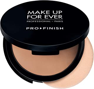 Make Up For Ever Pro Finish Multi Use Powder Foundation - 10 gm, 128 Neutral Sand