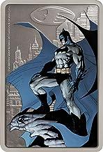 2020 NU Caped Crusader PowerCoin BATMAN Gotham City 1 Oz Silver Coin 2$ Niue 2020 Proof