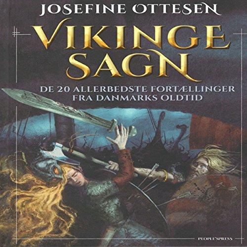 Vikingesagn: De 20 allerbedste fortællinger fra Danmarks Oldtid audiobook cover art