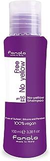 Fanola No Yellow Vegan Shampoo/Mask 100 ml, Shampoo