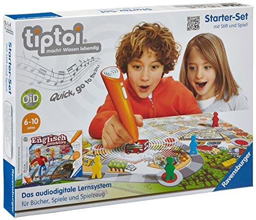 Ravensburger 00501 - tiptoi®: Starter-Set mit Stift & Spiel