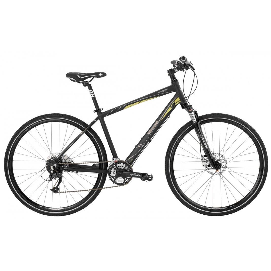 Bicicleta de montaña para hombre BH SILVERTIP Pro 2016-M: Amazon.es: Deportes y aire libre
