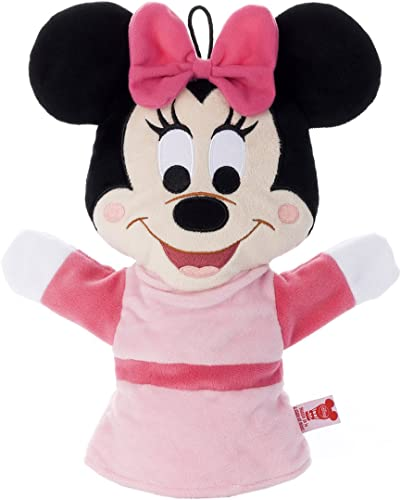 Disney Happiness is a state of mind Minnie Mouse hand puppet (japan import)