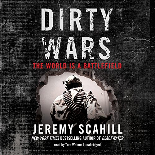 Dirty Wars audiobook cover art