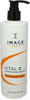 Image Vital C Hydrating Facial Cleanser by Image for Unisex - 12 oz Cleanser, 355 ml