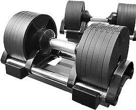 Verstelbare Halter Solid Steel Core Fitness Gewicht Set door Betaalbare Halters Verstelbare Gewichten Ruimtebesparende Hal...