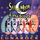 Sailor Moon And The Scouts: Lunarock (Anime Series)