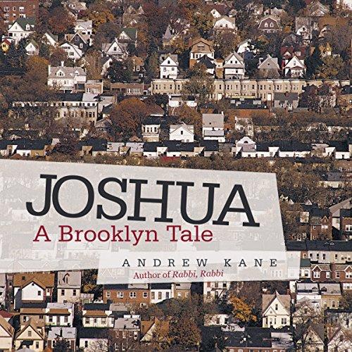 Joshua audiobook cover art