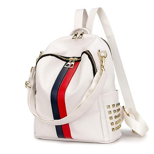 666763b7bdc Mini Cute Backpack Leparvi Girly Leather Day Packing Teen Satchel Luxury  Designer Women Tote Bag Ladies