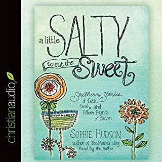 A Little Salty to Cut the Sweet audiobook cover art